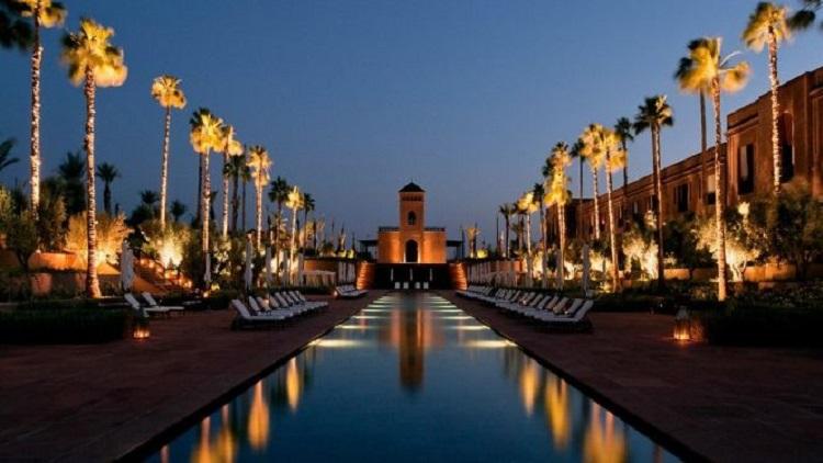 مراكش في المغرب