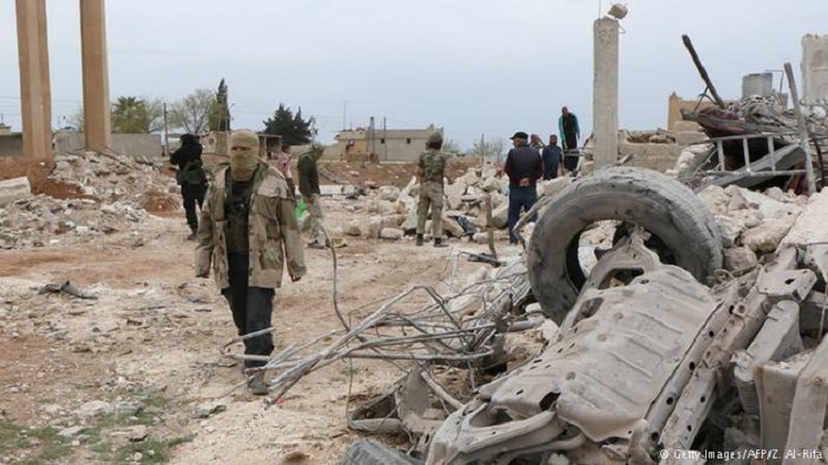 داعش يعدم طفلين سوريين