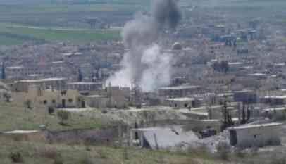 مقتل 8 مدنيين في خرق نظامي لإتفاق إدلب