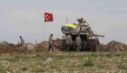 تركيا تقتل أحد المسلحين الأكراد