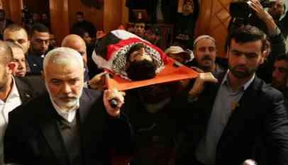 مقتل صياد فلسطيني
