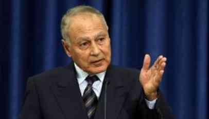 أبو الغيط يبحث مع وفد «الشورى السعودي» مستجدات الأوضاع العربية