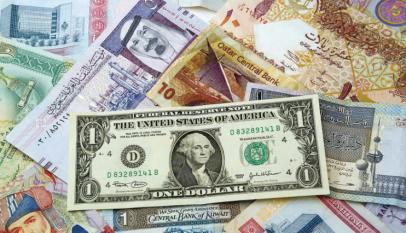 أسعار العملات العالمية مقابل الدولار الأمريكي اليوم