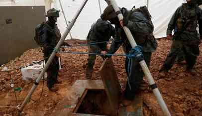 إسرائيل تعلن تفجير نفق خامس تابع لحزب الله