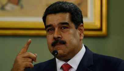 الرئيس الفنزويلي: واشنطن تخطط للإطاحة بي
