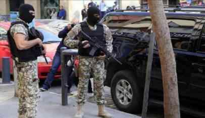 الأمن اللبناني يحبط هجمات إرهابية كانت تستهدف دور عبادة ومدنيين