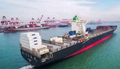 فائض تجاري بين الصين والولايات المتحدة