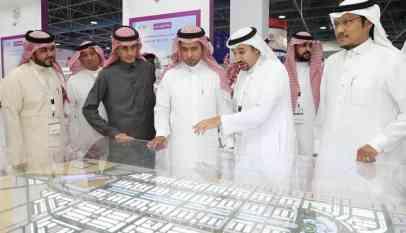"""السعودية.. افتتاح معرض """"ريستاتكس جدة العقاري"""""""