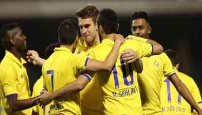 النصر يخطف فوزا مثيرا أمام الاتحاد في الدوري السعودي
