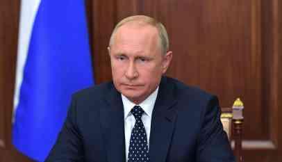 هل يتواصل بوتن مع السعودية بشأن انخفاض أسعار النفط؟