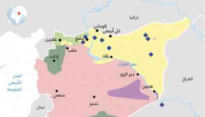 تقاسم النفوذ في سورية: الكلّ يكسب إلا العرب! 1