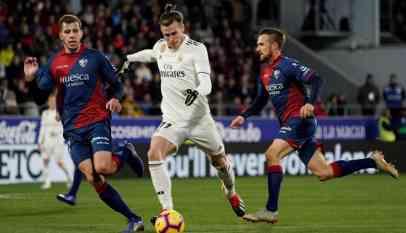 بيل يمنح ريال مدريد فوزا ثمينا في «الليجا»