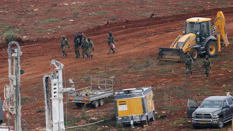 إسرائيل: مستمرون في تدمير أنفاق حزب الله