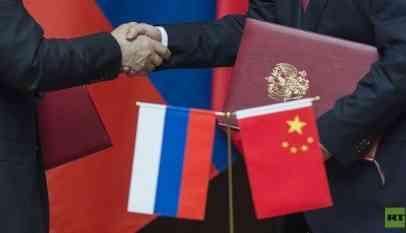 110 مليارات دولار حجمالتجارة الروسية الصينية في 2018
