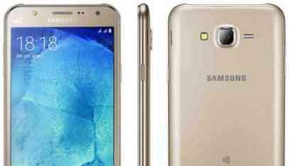سعر ومواصفات هاتف Samsung j7
