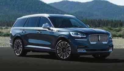 """""""Lincoln"""" تستعرض نموذجها الجديد من سيارات """"Aviator"""" رباعية الدفع"""