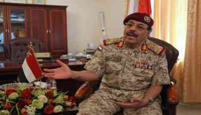 نائب الرئيس اليمني علي محسن الأحمر - أرشيفية
