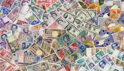 أسعار العملات والعالمية مقابل الدولار الأمريكي اليوم