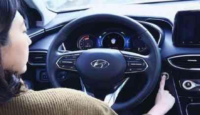 هيونداي تعتمد نظام مسح بصمات الأصابع للسائقين