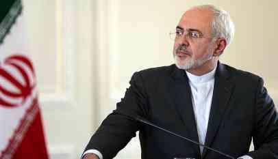 ظريف: أسلحة واشنطن ساعدت على انتشار الجماعات الإرهابية