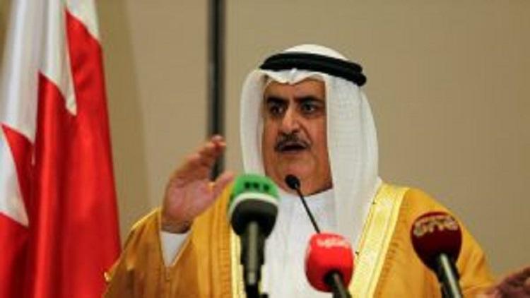 البحرين تحذر الخليج من تواجد القوات الأجنبية في قطر