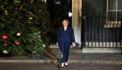 """العموم البريطاني يصوت على """"بريكست"""""""
