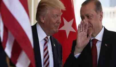 ترامب أبلغ أردوغان بمنحه سوريا