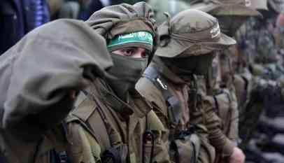 داخلية حماس تنفي اعتقال 500 عضوا