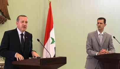 تركيا قد تتعاون مع الأسد