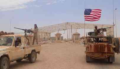 أوضاع القوات الأمريكية لم تتغير في سوريا