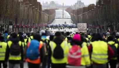 اعتقال أكثر من 4 ألاف منذ بدء الاحتجاجات في فرنسا