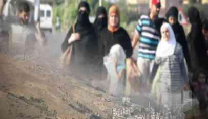 النظام هجّر قسرا 128 ألف سوري