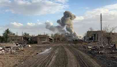 تقدم الوحدات الكردية على حساب داعش شرقي سوريا