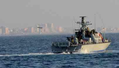 بحرية الاحتلال تعتقل 4 صيادين فلسطينيين