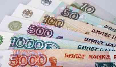 انخفاض الروبل الروسي أمام الدولار الأمريكي