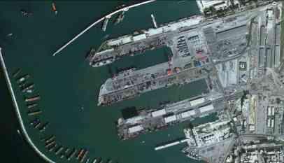 روسيا ستنشأ حوض سفن في ميناء سوري