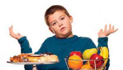 السمنة عند الأطفال وخطورتها
