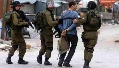 الاحتلال يعتقل 11 فلسطينيا من الضفة المحتلة