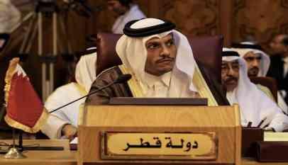 هجوم غير مسبوق من وزير خارجية قطر على الإمارات والسعودية
