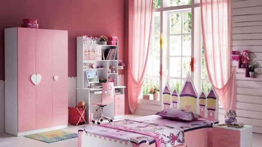 ديكور غرف أطفال 2019