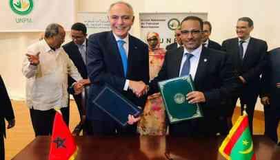 اقتراح مغربي بإلغاء التأشيرة مع موريتانيا