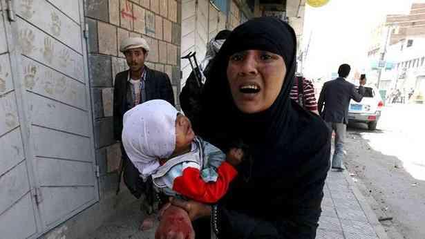 إنتهاك حقوق المرأة اليمنية وسط تسلط ذكورى