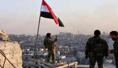 النظام يسمح للقوات العراقية بتنفيذ عمليات في سوريا