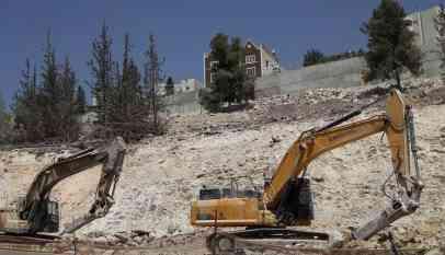 الاحتلال يهدم 538 منزلا فلسطينيا
