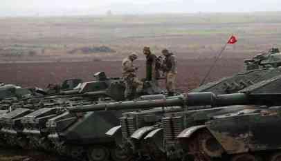 قلق أوروبي من عملية عسكرية تركيا في سوريا