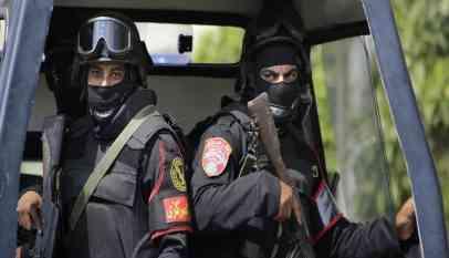الأمن الوطني المصري يقتل 14 مسلحا