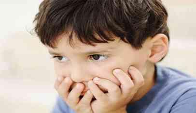 أسباب القلق عند الأطفال 8