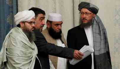 اجتماع بين مسؤولين من طالبان و مسؤولين أمريكيين