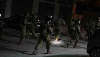 جيش الاحتلال يعتقل 6 فلسطينيين من الضفة المحتلة