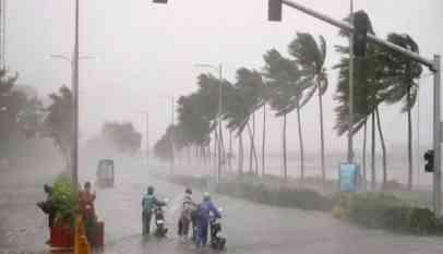 حصيلة ضحايا إعصار تسونامي